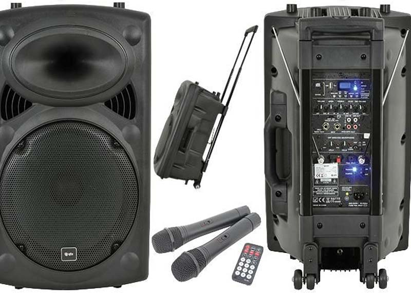 Sound System for home party