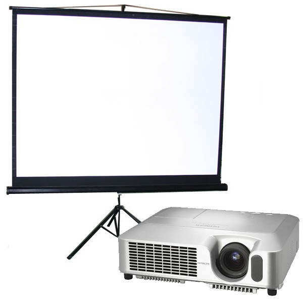 projector screen rental dubai