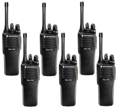 Walky talky for rent in Dubai
