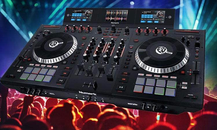 DJ equipment rental